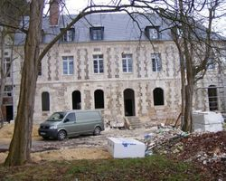 Laurent A - BERNAY - Réhabilitation de façades