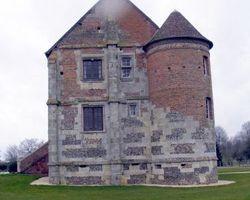Laurent A - BERNAY - Château de la Motte